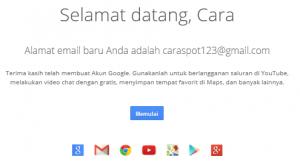 Cara Daftar Membuat Email Gmail Google Mail