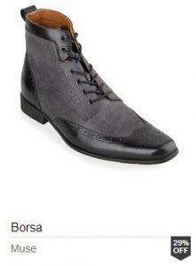sepatu formal borsa