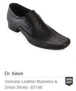 sepatu formal d-island