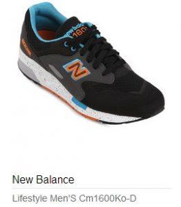 sepatu olah raga new balance