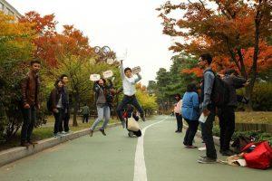 Gambar gaya hidup masyarakat korea selatan