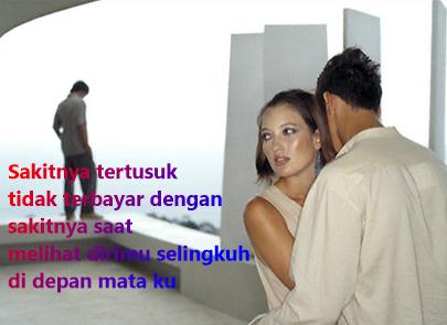 Penyebab Pasangan Berselingkuh dan Berpaling Menghianati Kita