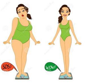 Tips cara diet menurunkan berat badan secara cepat sehat dan alami