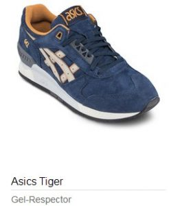 sepatu olah raga asics tiger