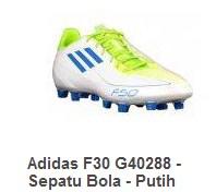 sepatu sepak bola adidas