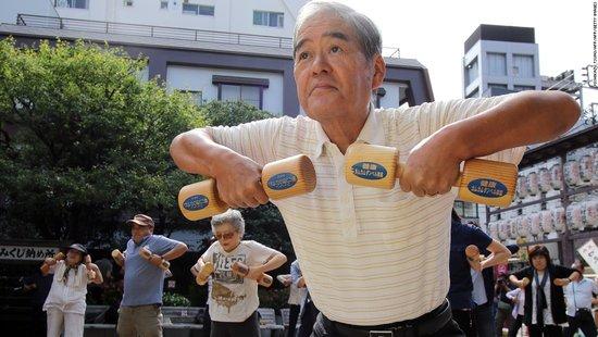 Gambar Gaya Hidup Orang Jepang