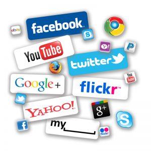 Gambar macam media sosial